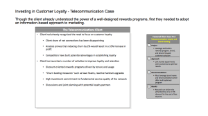 telecommunications case