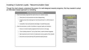 telecommunications case